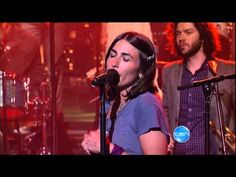 ▶ Edward Sharpe & The Magnetic Zeros - Life Is Hard - The Late Show with David Letterman - YouTube