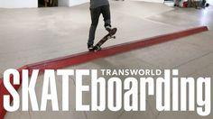 #TWSstaffSession #41 Skateboarding At Work – TransWorld SKATEboarding: Source: TransWorld SKATEboarding