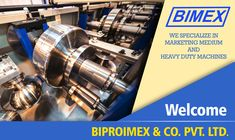 Biproimex & Co. (Pvt.) Ltd., counted as a reputed name in the industrial sector, ventured into this domain with the mission to offer exclusive and qualitative services to our valuable clients. Over the years we have completely equipped ourselves with high tech machines, advanced technology and latest equipment that help us render top-notch services in a prompt and hassle-free way.