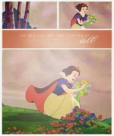 Snow White ~ ♥  - disney princess