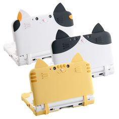 CYBER · silicon cover Nyan cat DX (3DS LL for)