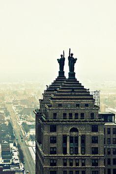 City Hall Observatory Views (Buffalo, New York)