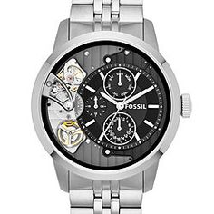 Townsman Multifunction Stainless Steel Watch