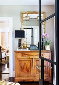 Decorating Ideas for Your Home's 5 Smallest Spaces: Small Entry #TheHurstTeam