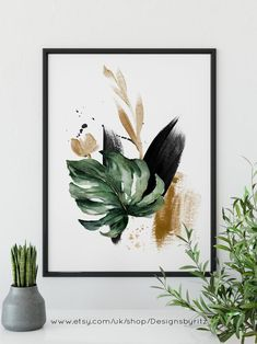 Wall Art Inspiration: Trouble-Free Wall Art Products - An A-Z - Busload Lioness Cactus Wall Art, Watercolor Print, Printable Wall Art, Wall Art Decor, Art Projects, Art Prints, Decoration, Walls, Nail String