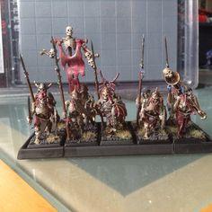 Warhammer Vampire Counts Skeleton Warriors