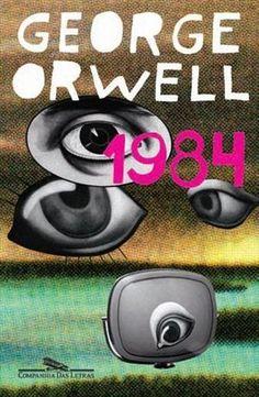 10 best obras images on pinterest george orwell author and livros o livro retrata o cotidiano de um regime poltico totalitrio e fandeluxe Choice Image