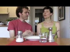 Spanish table manners video - simple vocab, easy comprehension