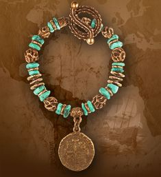 Turquoise and Bronze Kit