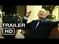 Hyde Park on Hudson Official Trailer #1 (2012) - Bill Murray Movie HD