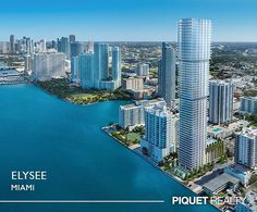 Located in East Edgewater on the shores of Biscayne Bay this 57-story tower will feature 100 residences and sophisticated amenities. Elysees serene elegance is East Edgewaters new French inspired modern luxury. For more information email us at info@piquetrealty.com.  Localizado em East Edgewater nas margens da Baía de Biscayne essa torre de 57 andares terá 100 residências e comodidades sofisticadas. Para mais informações envie um email para info@piquetrealty.com. #PiquetRealty #RealEstate…