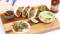 America's largest Hispanic-owned food company and the premier source for authentic Latin cuisine. Mexican Dishes, Mexican Food Recipes, Ethnic Recipes, Mojo Criollo, Carne Asada Tacos Recipe, Goya Recipe, Steak Tacos, Taco Bowls, Homemade Guacamole