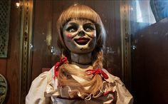 """doll from """"the conjuring"""""""