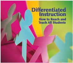 This is a website I created about differentiated instruction and Backwards Design for a grad school assignment. It has sample lesson plans and everything! Enjoy!