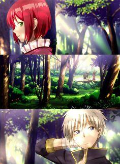 Akagami no Shirayukihime - Snow White with the Red Hair