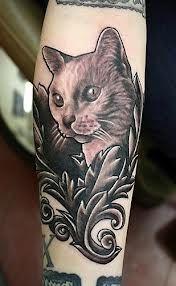 Katten - www.Tattoo-Holland.nl