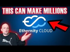 Make Millions, Bitcoin Cryptocurrency, How To Become, Clouds, Youtube, Youtubers, Youtube Movies, Cloud