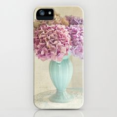 hydrangeas iPhone Case by Sylvia Cook Photography - $35.00