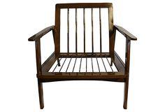 Midcentury Armchair on OneKingsLane.com