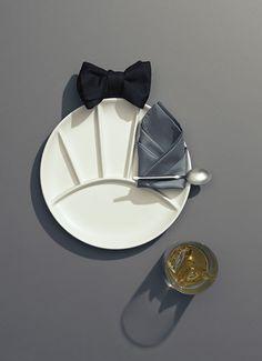 Dinner Etiquete,innovadora serie de artículos de mesa por Sonia Rentsch