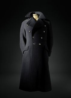 yoshi-josh:The British RAF Greatcoat, one of the coolest looking coats out there.