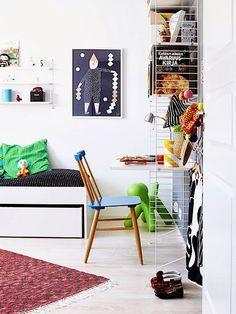 Cool Room for Kiddos