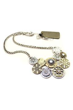 Retro Boho Necklace - OASAP.com