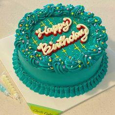 Gorgeous Cakes, Pretty Cakes, Amazing Cakes, Fancy Cakes, Mini Cakes, Cupcake Cakes, Rodjendanske Torte, Pretty Birthday Cakes, Cake Birthday