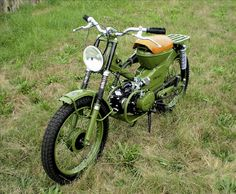 Honda CT90 by Tsunami Motorcycles - Lsr Bikes