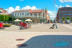_IGP4642 Sarpsborg Street View, Explore, Travel, Norway, Cities, Scenery, Viajes, Destinations, Traveling