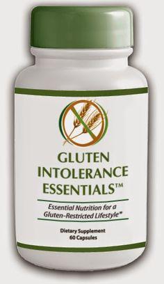 GlutenAway: Gluten Intolerance Essentials (The Perfect Gluten Free Supplement)