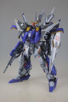 1/72 RX-105 Xi Gundam (Ξ Gundam)