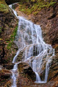 Kľacký vodopád (30 metrov)