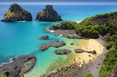 Arquipélago de Fernando de Noronha, Pernambuco, Brasil.
