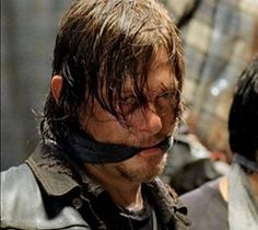 "Stewing Daryl Dixon The Walking Dead 5x01 ""No Sanctuary"""
