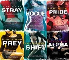 Rachel Vincent series. Holy crap i read the soul screamers series by her and loved it!!!