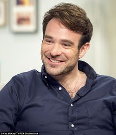 The actor - who stars as Daredevil in the Netflix-Marvel series - spoke to Lorraine Kelly ...