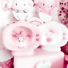 Baby Pink Aesthetic, Aesthetic Themes, Aura Colors, Soft Colors, Black Aesthetic Wallpaper, Aesthetic Iphone Wallpaper, Coloring Tutorial, Hello Kitty Wallpaper, Pink Themes