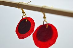 Want to show off your love of kombucha? Check out these kombucha scoby earrings!