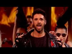 """Ben Haenow - """"Come Together"""" Live Week 8 - The X Factor UK 2014 - YouTube"""