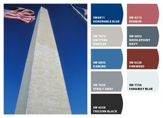 #chipit - Washington DC - November 2009 - Paint colors from Chip It! by Sherwin-Williams. Repin via: @Youssef Aani Muslimani