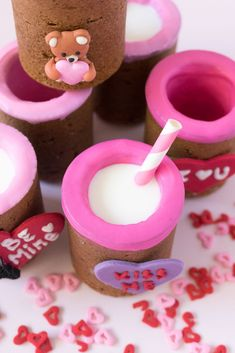 Explore your tastebuds this valentines with our cute Valentines Day Treats. Kids Valentines Day Treats, Valentine Desserts, Baking Birthday Parties, Birthday Party Desserts, Vegan Gluten Free Desserts, Gluten Free Treats, Delicious Cookies, Yummy Treats, Cookie Shots