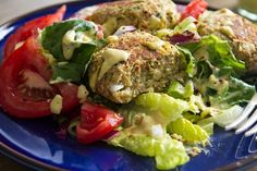 Falafel with a Twist