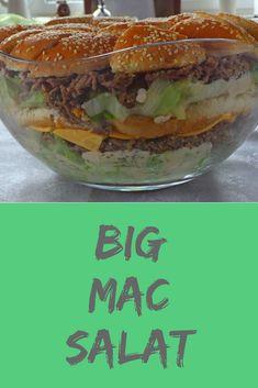 Big Mac Salat - Bidilis-Welt