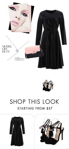 """Off duty on heels"" by stellina-from-the-italian-glam ❤ liked on Polyvore"