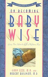 Another great book for getting your baby on a schedule - best used as a guideline!