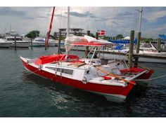 Tiki 30, 65 grand and they toss in the dingy on the bow...