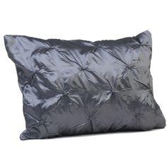 Button Boudoir Pillow