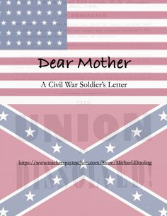 TPT Common Core Informational Text Lesson PLan What was it like to be a young soldier in the Civil War? Explore the origins, sufferings, and aftermath of the Civil War through the writings of Aiken, a young soldier. Letter writing was the main form of communication during the Civil War. Many soldiers, some as young as ten year's old, from both the North and South, wrote letters home. Priced Item.