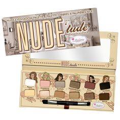 theBalm Cosmetics NUDE 'tude online kopen bij douglas.nl